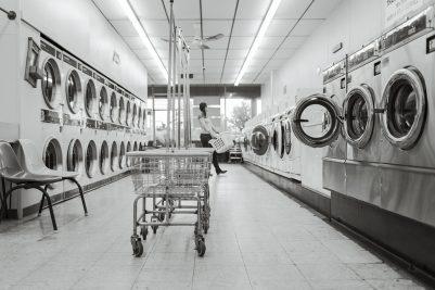 コインランドリー ふとん洗濯